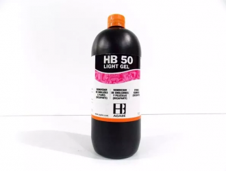 REMOVEDOR DE EMULSÕES HB 50 LIGHT GEL 1000ml  - Código 1327